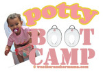 Potty Training Boot Camp (Day 1)