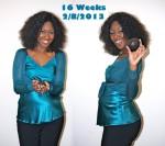 Pregnancy Diaries: 16 weeks and feeling butterflies