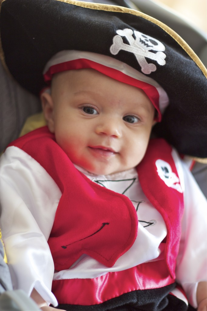 Halloween Pirate