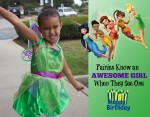 How to Throw an Awesome Fairy Birthday Party