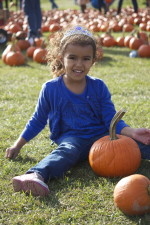 Potty Dilemma at the Pumpkin Patch