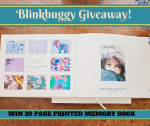 Making Lasting Memories With Blinkbuggy (Giveaway)
