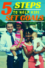 How to Help Your Kids Set New Year Goals