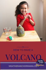 Weather Wise: How to Make a Volcano and Watch it Erupt!