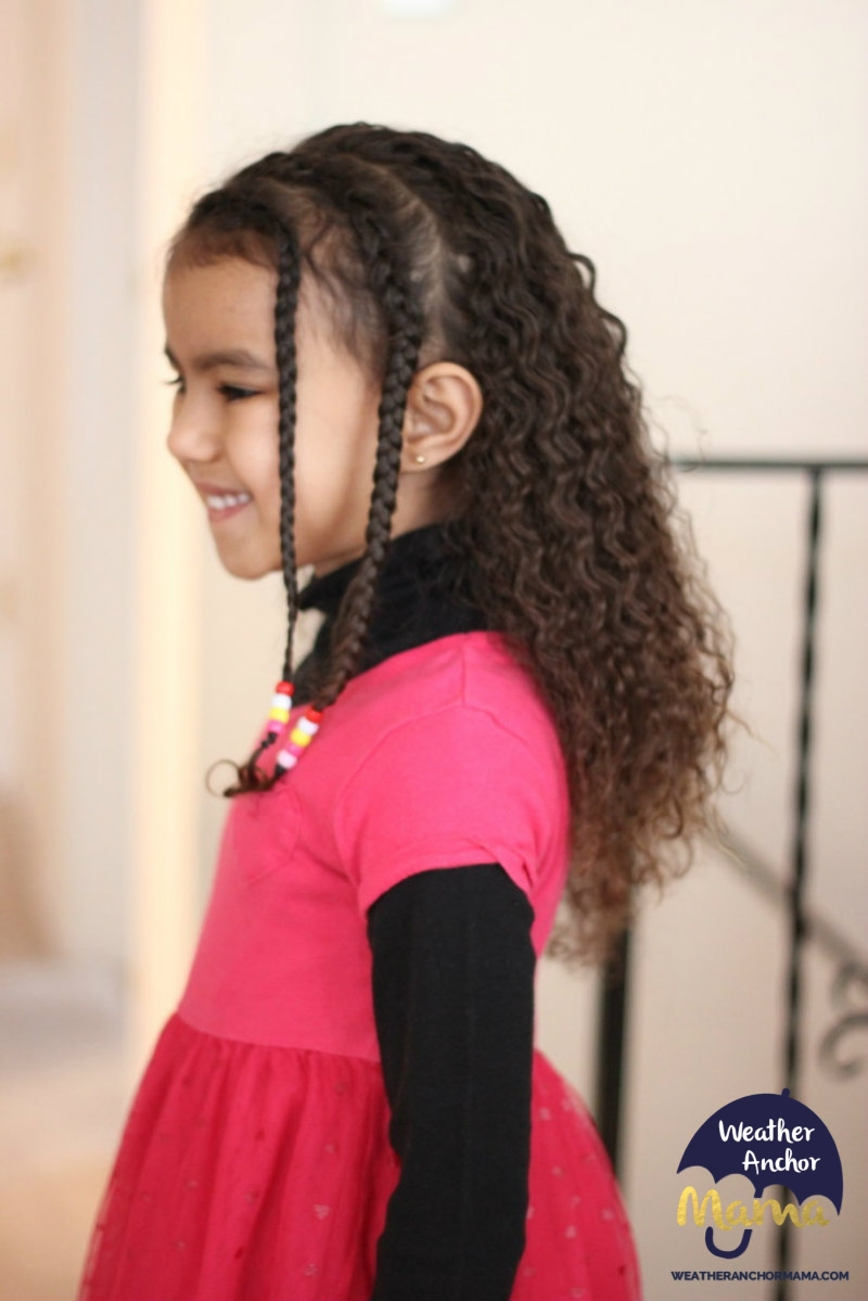 Remarkable Curly Hairstyle Of The Week Jamaican Cornrows And Beads Weather Hairstyles For Women Draintrainus