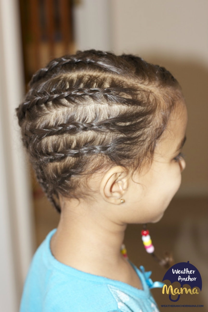 Curly Hairstyle Of The Week Jamaican Cornrows And Beads