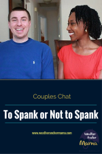 Couples Chat: To Spank or Not to Spank