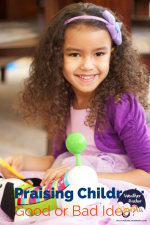 Praising Young Children: Good or Bad Idea?