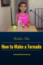 Weather Wise: How to Make a Tornado in a Bottle