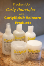 CurlyKids®: How to Keep Naturally Curly Hairstyles Fresh
