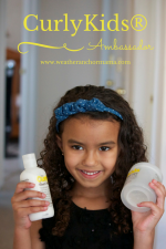Biracial Hair Care: Meet CurlyKids® New York Ambassador