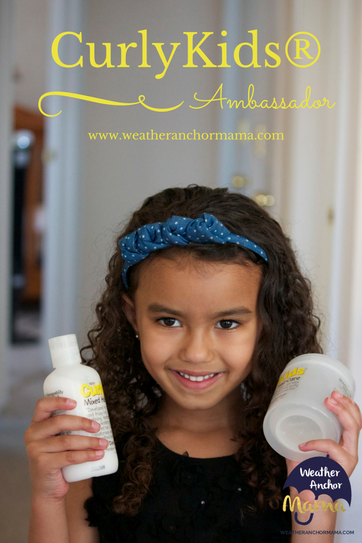 Biracial Hair Care Meet Curlykids 174 New York Ambassador