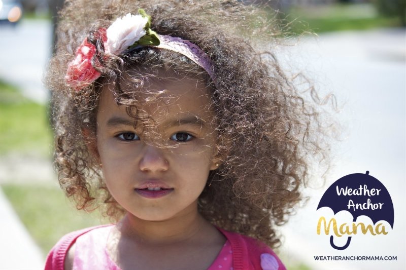 Mixed Girl Hair Styles: Mixed Hair Care: Must Have Tools And Products For Curly