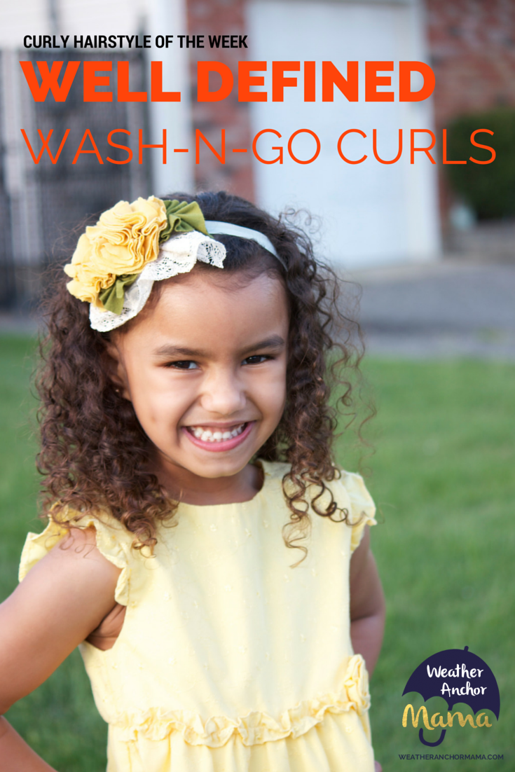 Mixed Hair Care Wash N Go And How To Safety Detangle