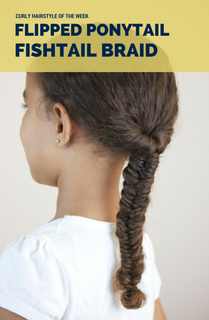 BIRACIAL-FLIPPED-PONYTAIL-FISHTAIL-BRAID-CURLY-HAIRSTYLE-WEATHERANCHORMAMA
