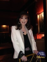 Best-Selling Author Jackie Collins Dies of Breast Cancer