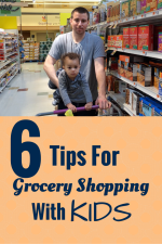6 Easy Tips for Grocery Shopping With Kids