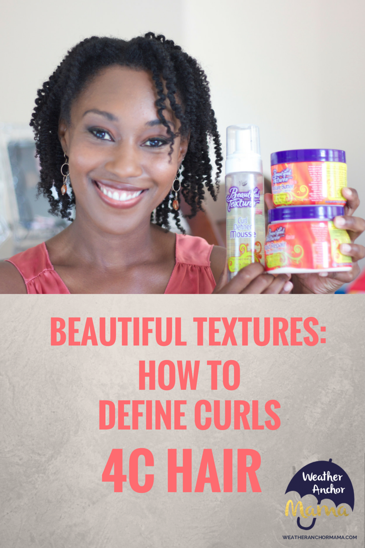 Beautiful Texture How To Define Curls On 4c Natural Hair