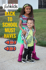 FabKids: Must Have Fashion Items for Back to School