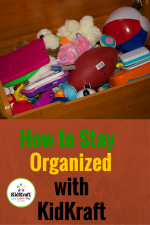 How to Become Better Organized With KidKraft