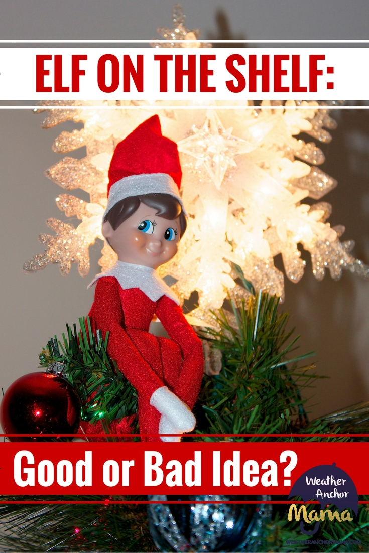 The Elf On The Shelf A Christmas Tradition