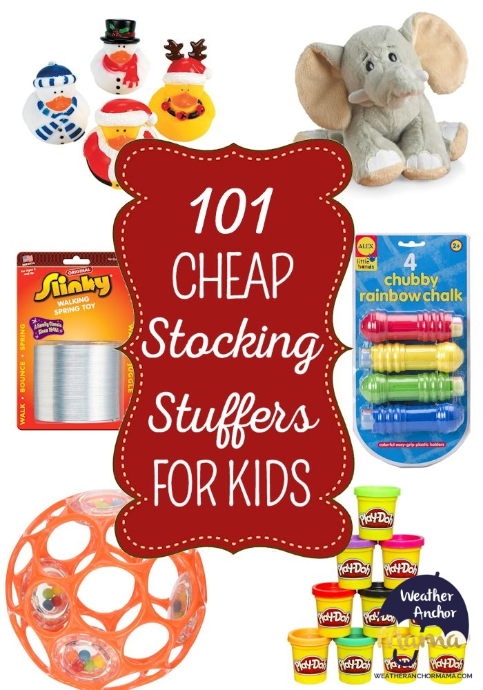 Cute Stocking Stuffers Awesome Christmas Stocking Stuffer