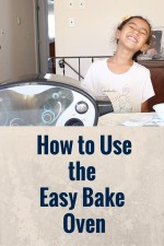 Does the Easy Bake Oven Live Up to Its Name?