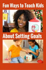 Tips For Teaching Kids How to Set New Year Goals