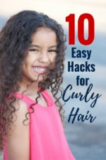 Best Hair Products and Easy Hacks for Curly Biracial Hair