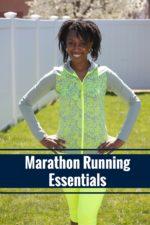 Easy Tips For Choosing Marathon Running Essentials