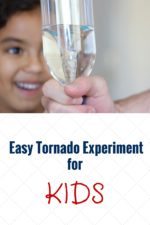 Tornado Experiment for Kids