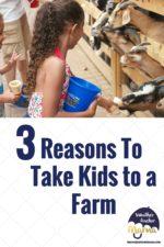 3 Reasons to Take Kids to White Post Farms