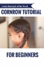 Cornrow Braid Video Tutorial for Beginners