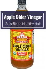 Apple Cider Vinegar: Benefits to Healthy Hair
