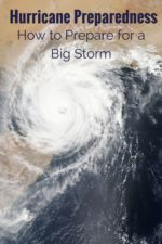 Hurricane Preparedness: How to Prepare Big Storms